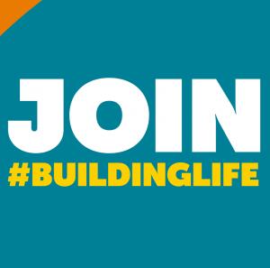 #BuildingLife