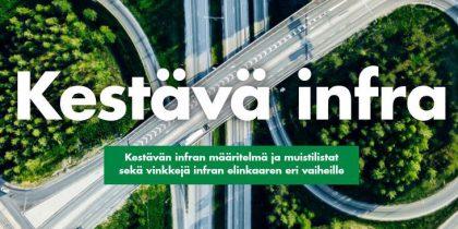 Kestävä infra -määritelmä